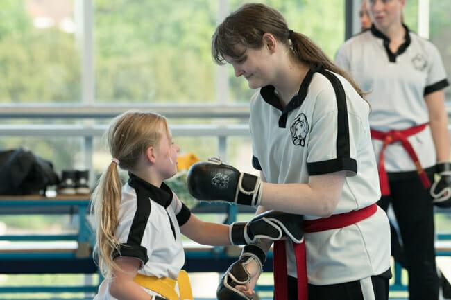 Persoonlijke Begeleiding voor Kinderen in Wing Chun