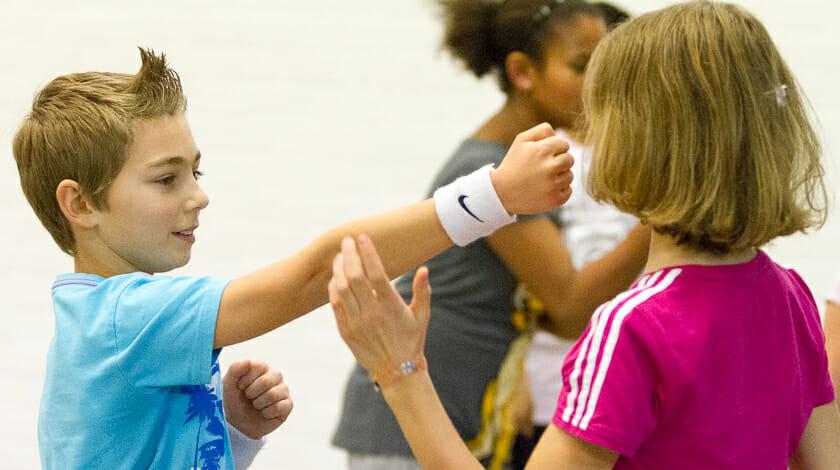 Wing Chun voor Kinderen