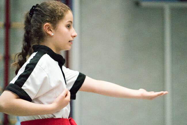 Met Wing Chun leer je concentratie en discipline