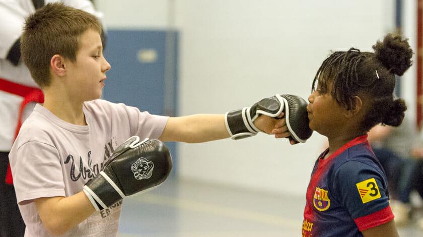 Zelfverdediging voor Kinderen